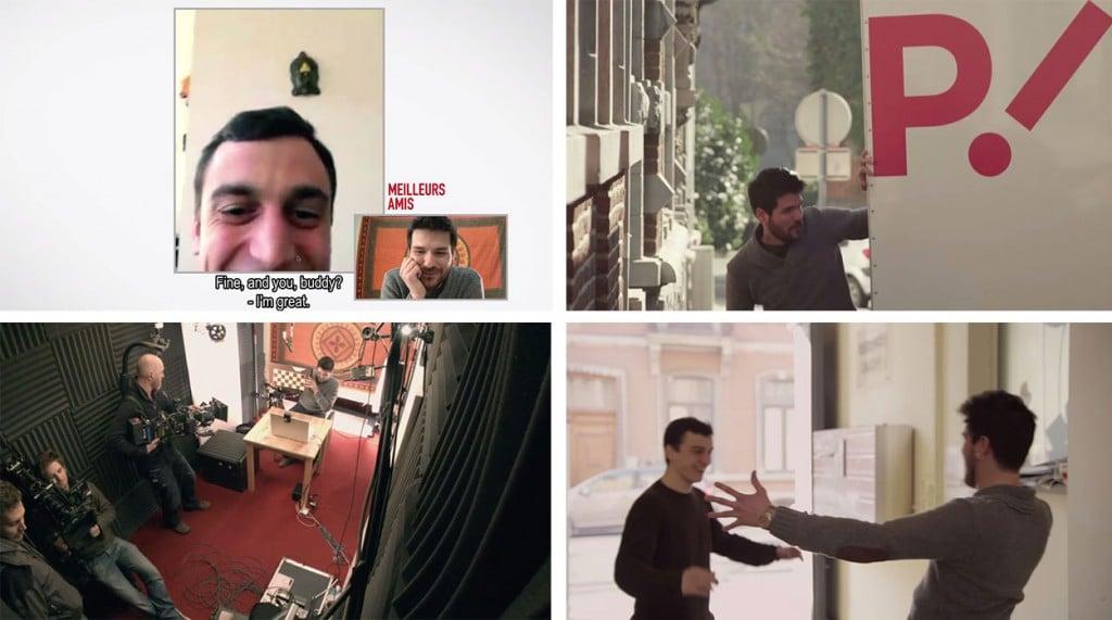 Opération de stunt marketing : Hop piège des internautes via skype !